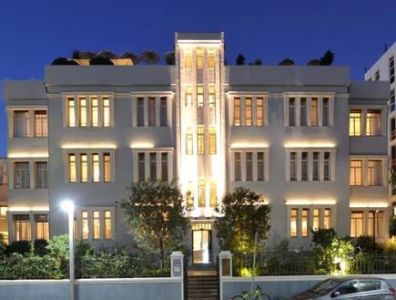 המלון - מלון נורמן מבחוץ