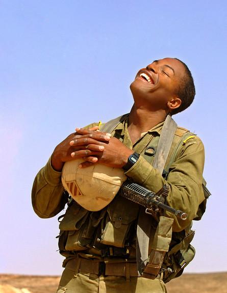 חיילים בצילומים נדירים (צילום: מאיר אזולאי)