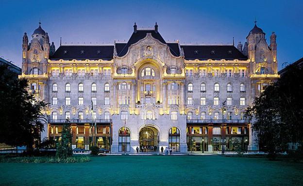 מלון ארבע העונות, בודפשט (צילום: האתר הרשמי)