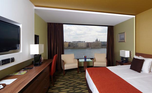 מלון ויקטוריה בודפשט (צילום: http://www.victoria.hu, האתר הרשמי)