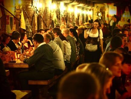 מסעדת סר לנסלוט, בודפשט