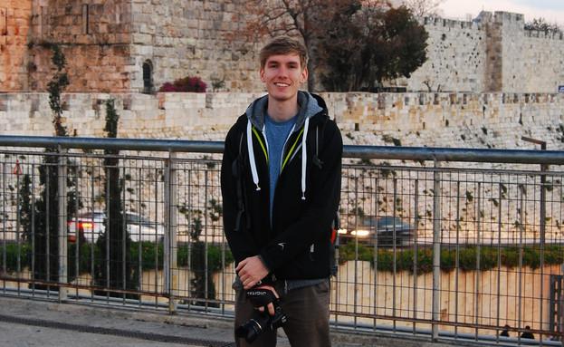 תייר מזדמן, הארדי ירושלים (צילום: אליק מרקו)