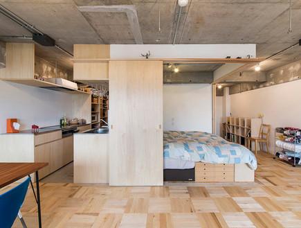 דירה בטוקיו