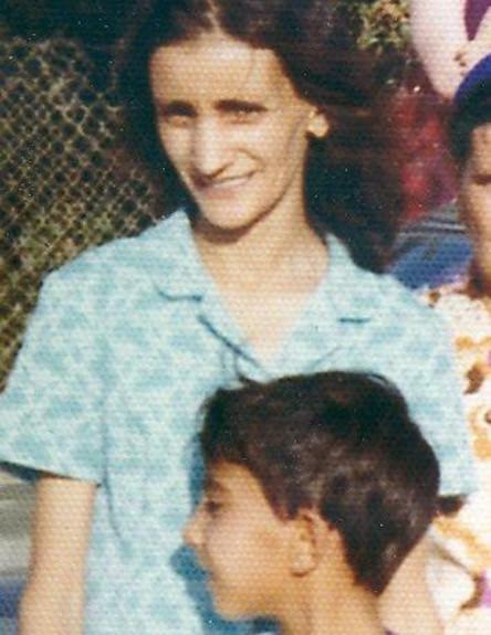 שמעון בוסקילה ואמו