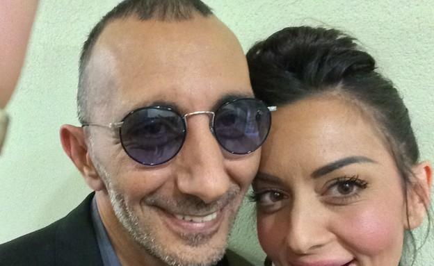 מאיה ושמעון בוסקילה (צילום: אלירז יוספזון)