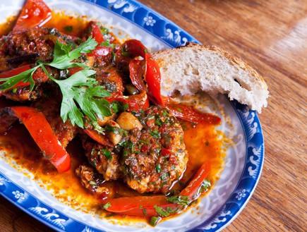 חריימה, מסעדת דה לוקאל (צילום: דניאל נחמוד,  יחסי ציבור )