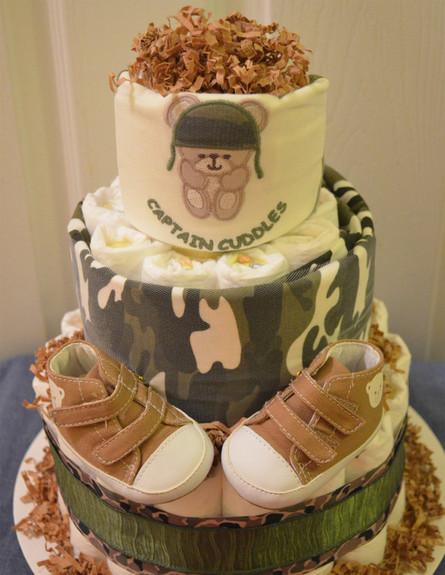 עוגות חיתולים