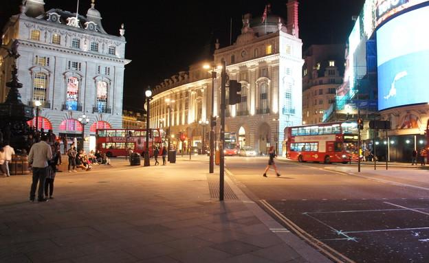לונדון (צילום: moovz)