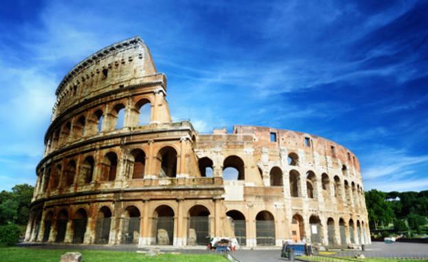 רומא - הקוליסאום (צילום: אימג'בנק / Thinkstock)