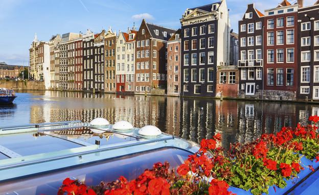 אמסטרדם (צילום: אימג'בנק / Thinkstock)