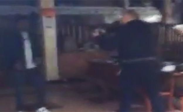 מעצר דוקר (צילום: חדשות 2)