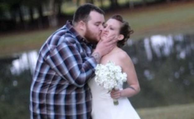 תמונות חתונה מוזרות (צילום:  Awkward Family Photos)