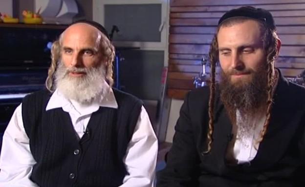 האחים גת מדברים על השנה הטובה בחייהם (תמונת AVI: מתוך אנשים, שידורי קשת)