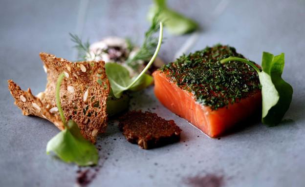 Texture מסעדה בלנדון (צילום: http://texture-restaurant.co.uk/, האתר הרשמי)