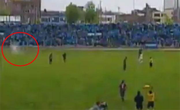 אסון במגרש הכדורגל בפרו