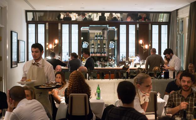 מסעדת נורמן (צילום: נמרוד סונדרס, אוכל טוב)