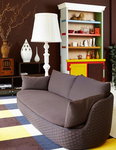 טולמנ'ס. ספה מעוצבת מבית העיצוב MOOOI מוצעת כעת במ