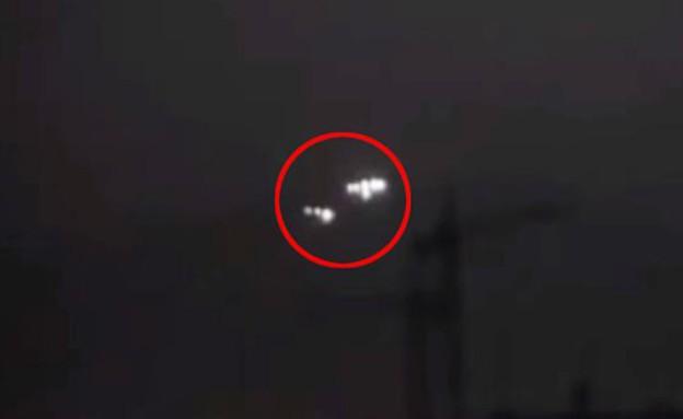 הוכחה לחייזרים (צילום: יוטיוב)