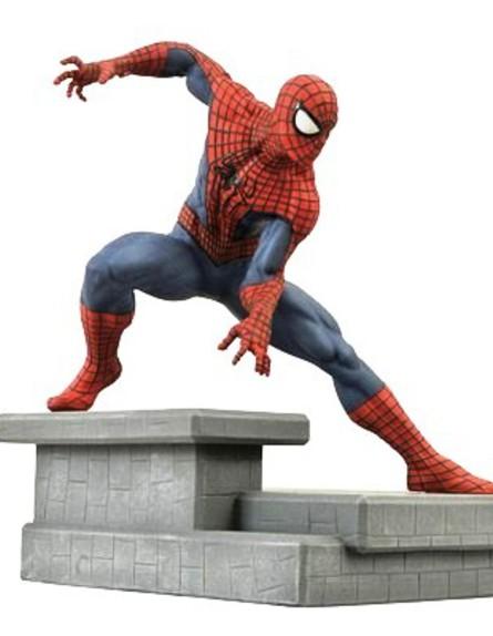 עיצוב גיקי, פסלון ספיידרמן, 700 שקל, להשיג קומיקס  (צילום: קומיקס וירקות)