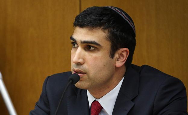 פרש מהבית היהודי. שטבון (צילום: פלאש 90, הדס פרוש)