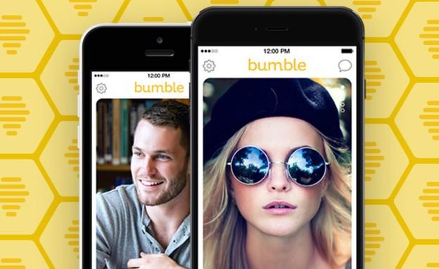 Bumble אפליקציית היכרויות חדשה (צילום: האתר הרשמי)
