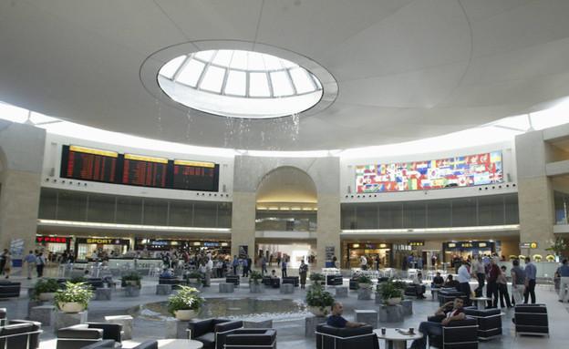 שדה התעופה בן גוריון, טרמינל 3 (צילום: אלון רון)