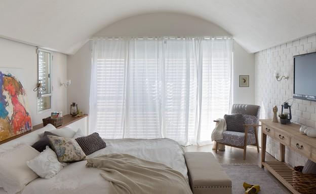 אורית דרום, חדר שינה (צילום: אלעד שריג)