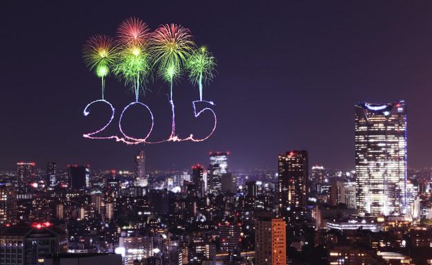 סילבסטר 2015, טוקיו.jpg (צילום: אימג'בנק / Thinkstock)