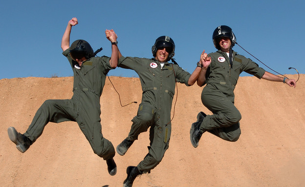 חיילים בצילומים נדירים - חלק ג (צילום: מאיר אזולאי)