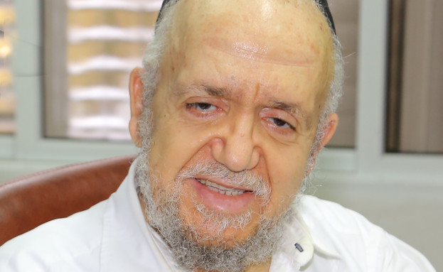 הרב מאיר מאזוז  (צילום: איציק מימון)