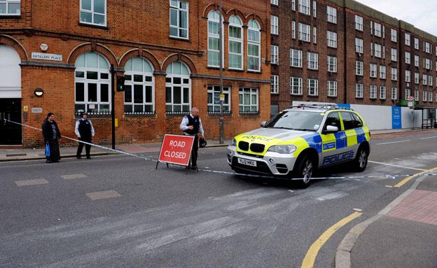 זעזוע בבריטניה (צילום: AP)