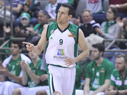 ירוק שוב באופנה. רוט חוזר לרוממה (אלן שיבר) (צילום: ספורט 5)