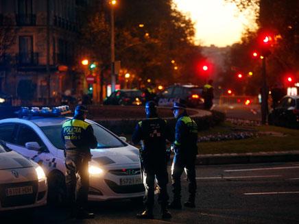 כוחות הביטחון במדריד