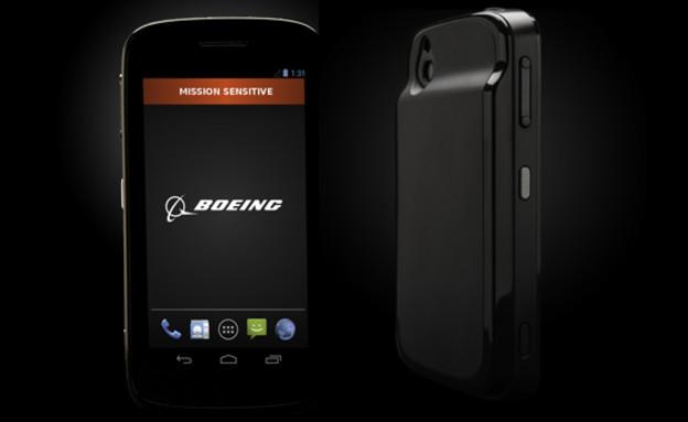 Boeing Black, הסמארטפון שמשמיד את עצמו (צילום: Boeing)