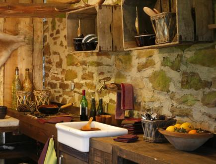 טעויות עיצוב, מטבח, טעות 2 מטבח כפרי, thinkstock (צילום: Thinkstock)