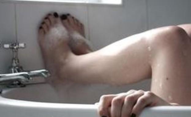 אמבטיה (צילום: mirror)