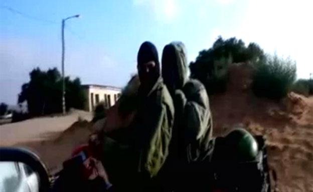 צפו: גנבי המתכות פועלים תחת אש