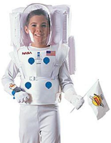 אסטרונאוט – 51.90 דולר, כולל משלוח (204 ₪) (צילום: ebay)