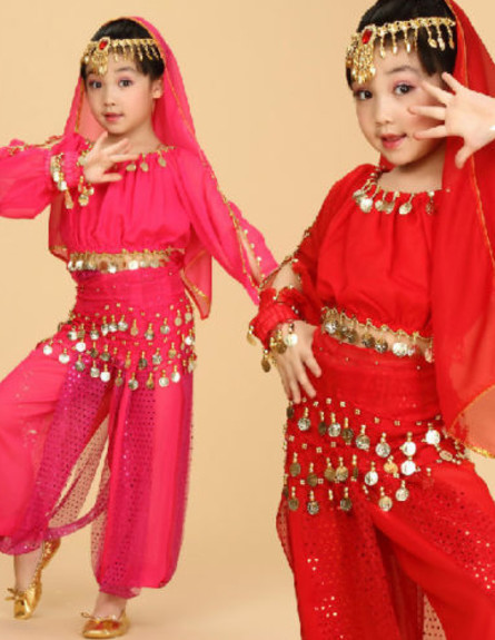 """רקדנית בטן – החל מ-17.96 דולר, משלוח חינם (71 ש""""ח) (צילום: ebay)"""