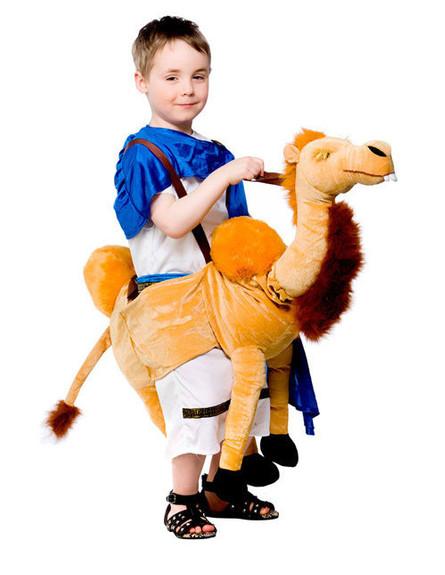 ילד רוכב על גמל – 45.69 דולר אוסטרלי (148 ₪) (צילום: ebay)