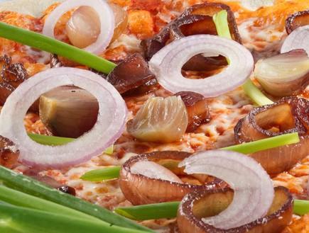 פיצה צ'יפולה, מסעדת באקאפיקו