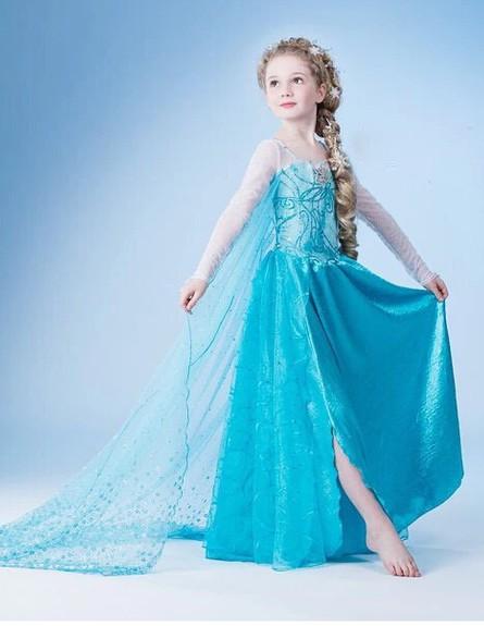 הנסיכה אלזה 64 שקל (צילום: ebay)