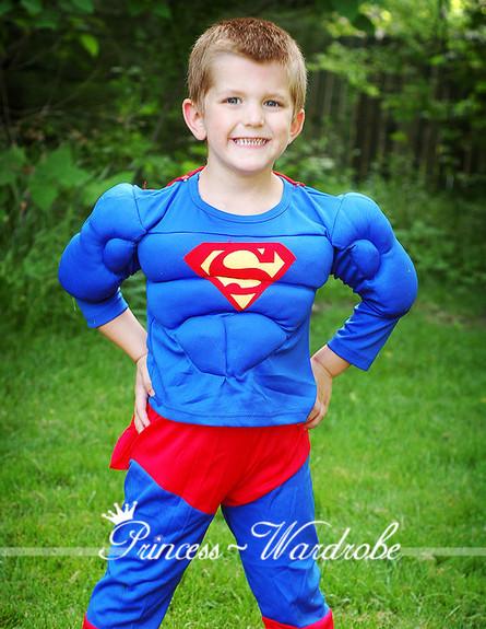 סופרמן לילדים – 19.99 דולר אוסטרלי, משלוח חינם (65 ₪) (צילום: ebay)