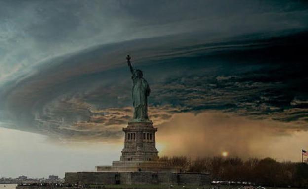הסופה המושלמת (צילום: פוטושופ)
