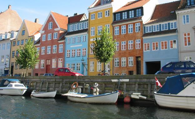 קופנהגן, דנמרק (צילום: אימג'בנק / Thinkstock)