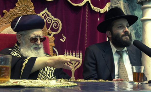 דרעי, הרב עובדיה יוסף (צילום: חדשות 2)