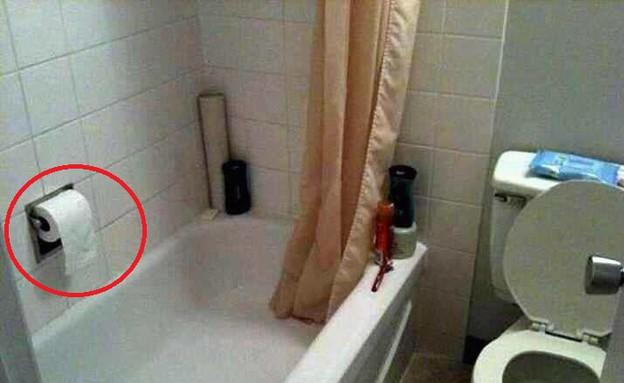 שירותים מקלחת (צילום: imgur.com)