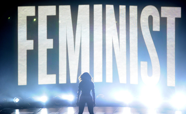 ביונסה פמיניסטית (צילום: אימג'בנק/GettyImages, getty images)