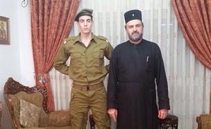 ג'ובראן ואביו גבריאל