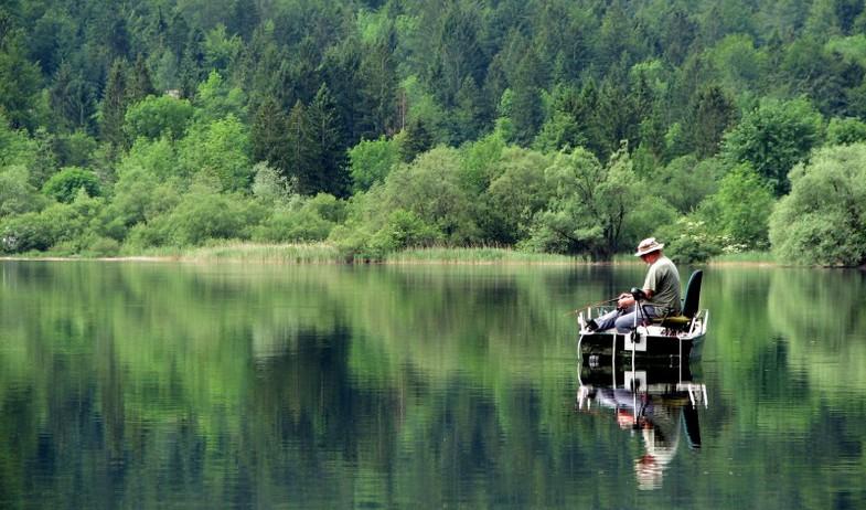 אגם בוהין, סלובניה (צילום: בני שוורץ)
